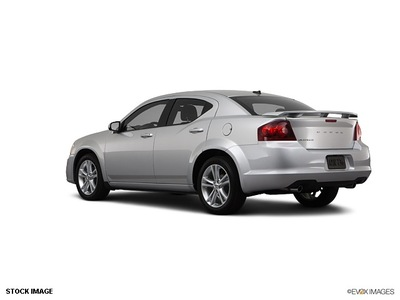 dodge avenger 2012 sedan se gasoline 4 cylinders front wheel drive automatic 13502