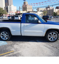 chevrolet silverado 1500 2006 summit whiteblue t pickup truck ls gasoline 6 cylinders rear wheel drive automatic 78205