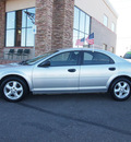 dodge stratus 2004 silver sedan se flex fuel 6 cylinders front wheel drive automatic 80229