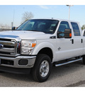 ford f 250 super duty 2013 white xlt fx4 biodiesel 8 cylinders 4 wheel drive automatic 77532