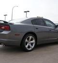dodge charger 2012 dk  gray sedan sxt plus gasoline 6 cylinders rear wheel drive automatic 76011