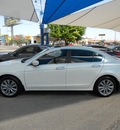 honda accord 2011 white sedan ex l gasoline 6 cylinders front wheel drive automatic 79936
