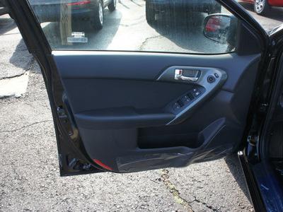 kia forte 5 door 2013 aurora black hatchback ex gasoline 4 cylinders front wheel drive automatic 19153