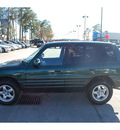 toyota rav4 2000 dk  green suv l special edition gasoline 4 cylinders front wheel drive automatic 77339