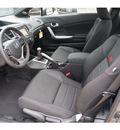 honda civic 2013 black coupe si navi gasoline 4 cylinders front wheel drive manual 77339