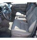 honda odyssey 2010 blue van ex l w dvd gasoline 6 cylinders front wheel drive automatic 77339