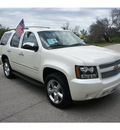 chevrolet tahoe 2012 white suv ltz flex fuel 8 cylinders 2 wheel drive automatic 78028