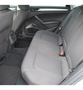volkswagen passat 2012 silver sedan s gasoline 5 cylinders front wheel drive automatic 78411