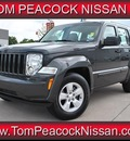 jeep liberty 2012 suv sport gasoline 6 cylinders 2 wheel drive 4 speed automatic 77090