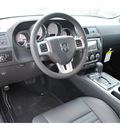 dodge challenger 2013 white coupe sxt plus flex fuel 6 cylinders rear wheel drive shiftable automatic 77017