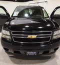 chevrolet tahoe 2009 black suv ls xfe flex fuel 8 cylinders 2 wheel drive automatic 75219