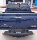 gmc canyon 2012 blue sle 1 gasoline 5 cylinders 2 wheel drive automatic 78130