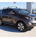 kia sportage 2013 sand track suv ex premium w navigation gasoline 4 cylinders front wheel drive 6 speed automatic 77375