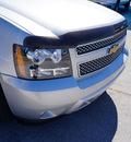 chevrolet avalanche 2011 silver ltz flex fuel 8 cylinders 2 wheel drive automatic 76206