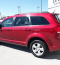 dodge journey 2011 dk  red mainstreet flex fuel 6 cylinders front wheel drive automatic 76011