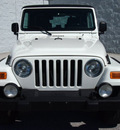 jeep wrangler 2006 white suv unlimited gasoline 6 cylinders 4 wheel drive manual 76011