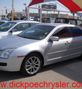 ford fusion 2009 silver sedan se gasoline 4 cylinders front wheel drive standard 79925