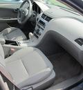 chevrolet malibu 2009 pewter sedan ls gasoline 4 cylinders front wheel drive automatic 13350