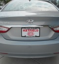 hyundai sonata 2012 lt  blue sedan gls gasoline 4 cylinders front wheel drive automatic 43228