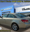 chevrolet cruze 2012 gold sedan ltz gasoline 4 cylinders front wheel drive automatic 55313