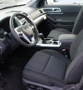 ford explorer 2013 sterling gray metal suv xlt flex fuel 6 cylinders 2 wheel drive not specified 08753