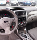 subaru forester 2010 silver suv 2 5x limited gasoline 4 cylinders all whee drive automatic 07701