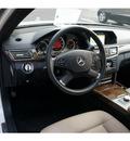 mercedes benz e class 2010 white sedan e350 4matic sport nav gasoline 6 cylinders all whee drive 7 speed 07755