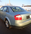 audi a4 2002 lt  blue sedan 1 8t quattro gasoline 4 cylinders all whee drive automatic 45342