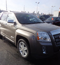 gmc terrain 2010 dk  gray suv slt 2 gasoline 4 cylinders front wheel drive automatic 45342