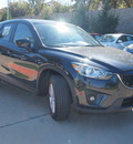 mazda cx 5 2013 black touring gasoline 4 cylinders front wheel drive automatic 76210