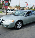 dodge stratus 2006 silver sedan sxt gasoline 4 cylinders front wheel drive automatic 92882
