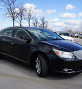 buick lacrosse 2011 black sedan cxl gasoline 6 cylinders all whee drive automatic 76205