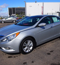 hyundai sonata 2013 silver sedan limited gasoline 4 cylinders front wheel drive automatic 94010