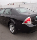ford fusion 2006 black sedan i4 se gasoline 4 cylinders front wheel drive automatic 99352