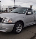 ford f 150 svt lightning 2002 silver gasoline 8 cylinders rear wheel drive 4 speed automatic 98901