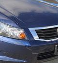 honda accord 2010 blue sedan lx gasoline 4 cylinders front wheel drive automatic 46219