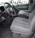 chrysler town and country 2005 silver van lx gasoline 6 cylinders front wheel drive automatic 77304