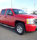 chevrolet silverado 1500 2009 red lt gasoline 8 cylinders 4 wheel drive automatic with overdrive 99352
