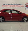 hyundai elantra gt 2013 red wagon c gasoline 4 cylinders front wheel drive automatic 75150
