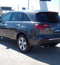 acura mdx 2012 dk  gray suv gasoline 6 cylinders all whee drive automatic 77074