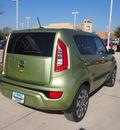 kia soul 2013 green wagon wgn gasoline 4 cylinders front wheel drive automatic 75070