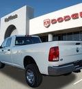 ram 3500 2012 white st diesel 6 cylinders 4 wheel drive automatic 75067