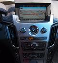 cadillac cts 2013 white diamond sedan 3 0l luxury gasoline 6 cylinders rear wheel drive automatic 77002