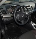 mitsubishi lancer 2012 black sedan es gasoline 4 cylinders front wheel drive automatic 75062