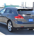 toyota venza 2009 dk  gray wagon awd v6 gasoline 6 cylinders all whee drive shiftable automatic 76801