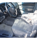 toyota tacoma 2010 silver prerunner v6 gasoline 6 cylinders 2 wheel drive automatic 76053