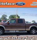 ford f 250 super duty 2012 brown lariat flex fuel 8 cylinders 4 wheel drive automatic 79045