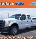 ford f 250 super duty 2012 white xl biodiesel 8 cylinders 4 wheel drive automatic 79045