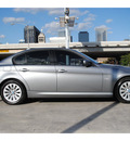 bmw 3 series 2009 dk  gray sedan 328i gasoline 6 cylinders rear wheel drive automatic 77002