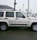 jeep liberty 2009 tan suv sport gasoline 6 cylinders 4 wheel drive automatic 13502